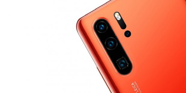 Huawei P30 e P30 Pro a rate