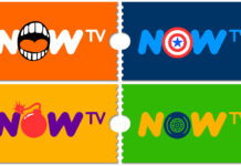 Quanti giga servono per usareNow TV