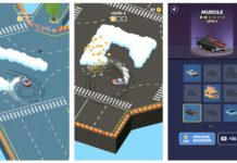 Snow Drift Trucchi Android