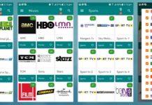 TVTAP Applicazione