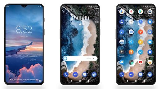 Tema scuro per Huawei e Honor