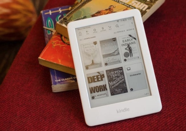 Amazon Kindle (2019) 1