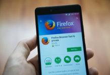 Componenti aggiuntivi Firefox Android