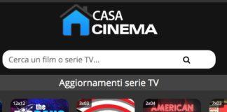 Indirizzo Casacinema