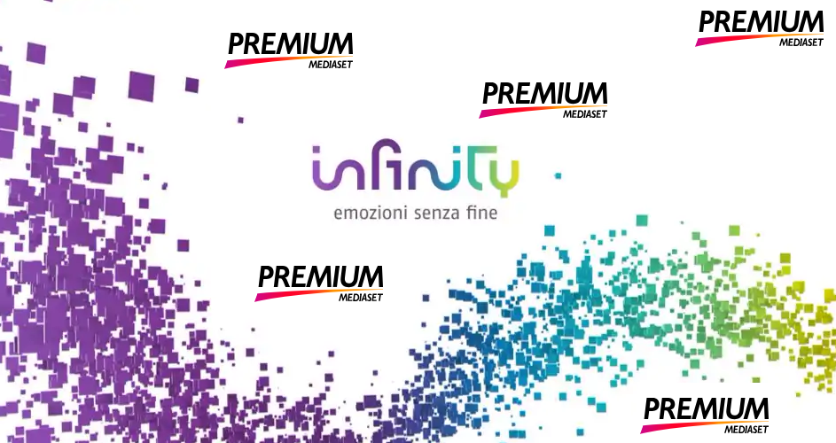 Mediaset Premium passa in Streaming su Infinity