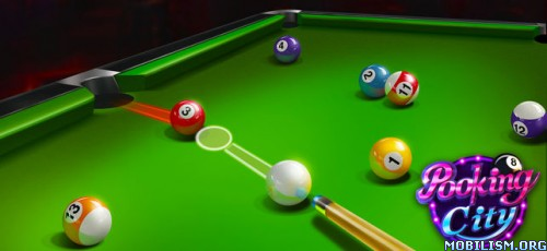 Pooking - Billiards City Trucchi Android