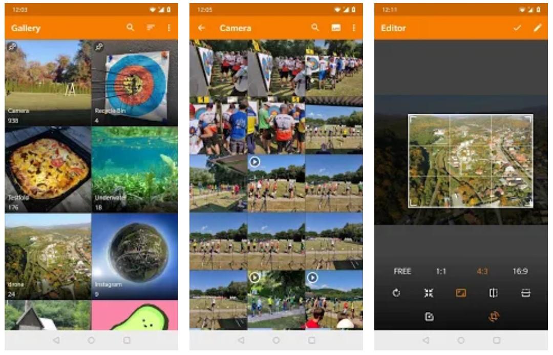 Migliore App Galleria Android