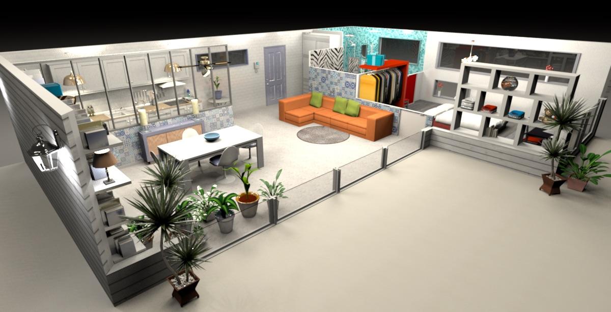 90 disegnare planimetria casa progettare la casa online for Produttori mobili veneto