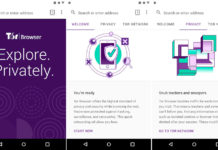 TOR Browser Android Navigare Anonimi