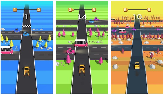Traffic Run! Trucchi Android