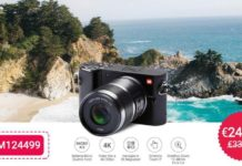 YI M1 Fotocamera Digitale in offerta su Amazon