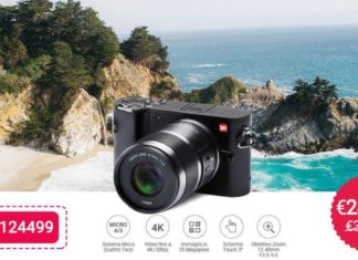 YI M1 Fotocamera Digitale in offerta su Amazon