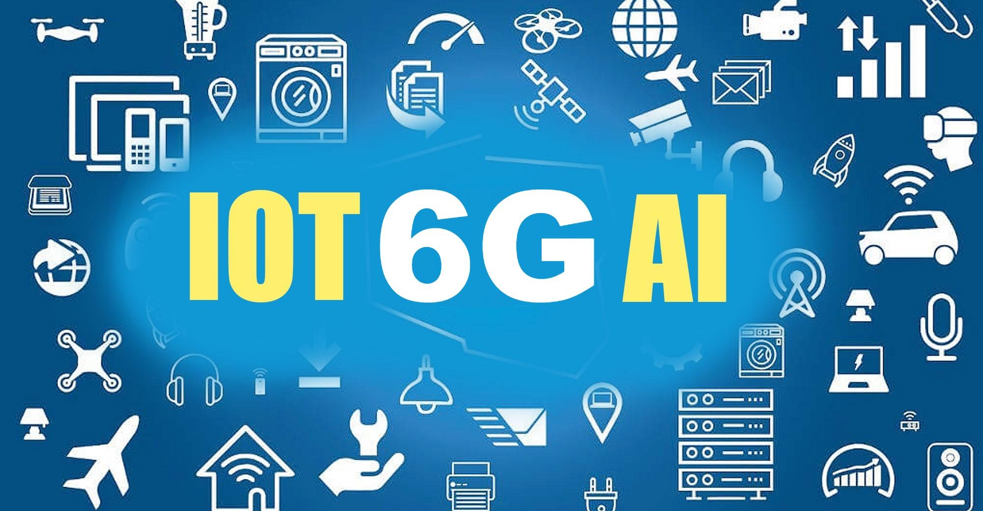 Tecnologia 6G per l'Intelligenza Artificiale
