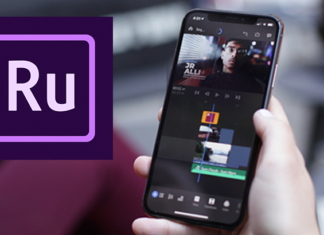 Adobe Premiere Rush Download Android