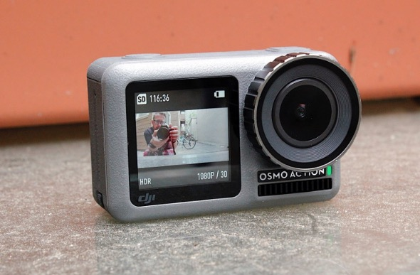 DJI OSMO ACTION real