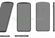 Huawei Brevetta Notch al Contrario