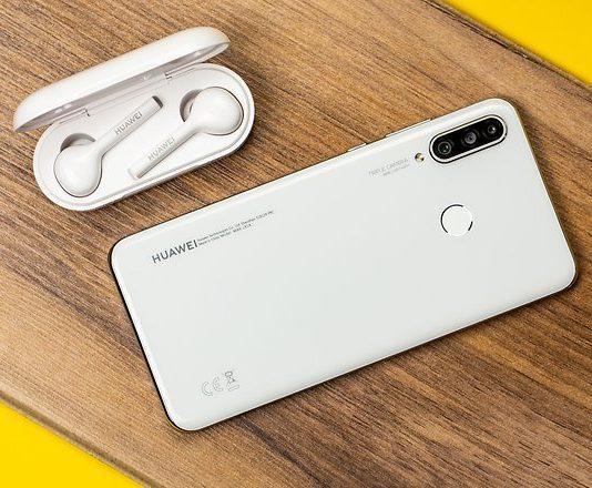 Huawei P30 Lite RECENSIONE