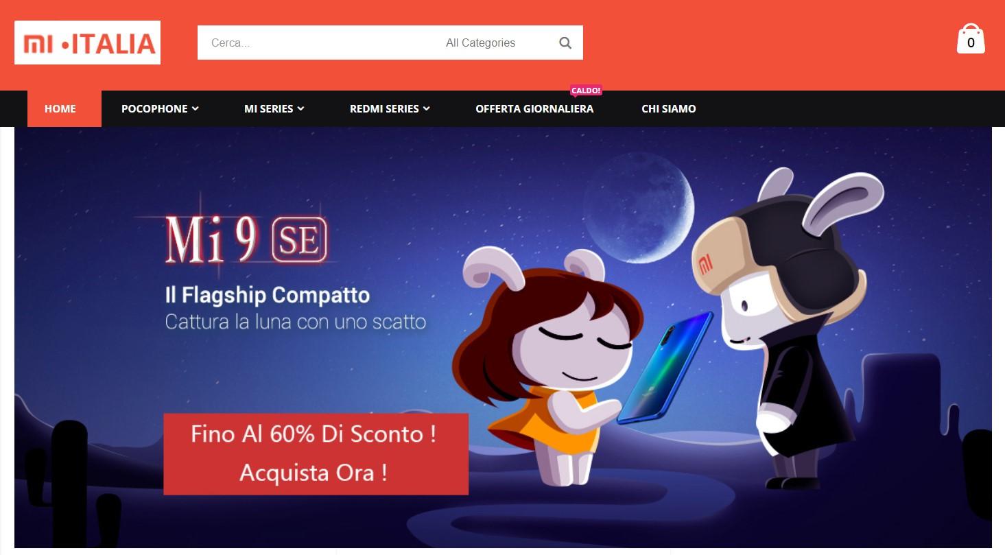 Mi-telefono.com Super Prezzi Smartphone Xiaomi