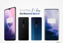OnePlus 7 e OnePlus 7 Pro
