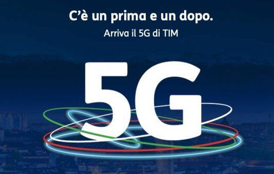 5G TIM