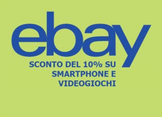 Coupon da 100 euro gratis eBay