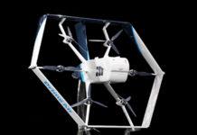 Drone Amazon consegna