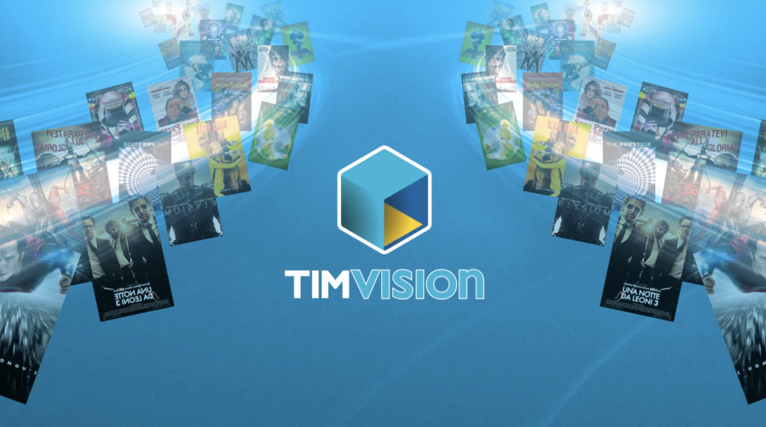 Fire TV Stick TIMVISION