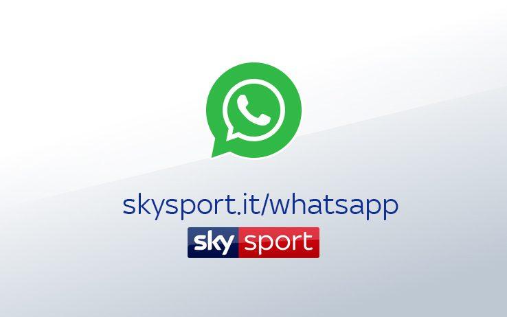 SKY Sport News su WhatsApp: ecco come attivarle