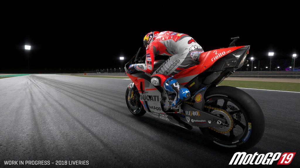 MotoGP 19 requisiti PC