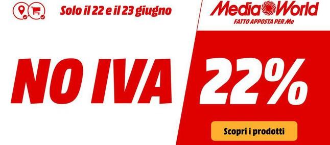 NO IVA Mediaworld
