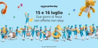 Offerte Prime Day 2019