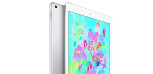iPad 2018 in offerta su Amazon
