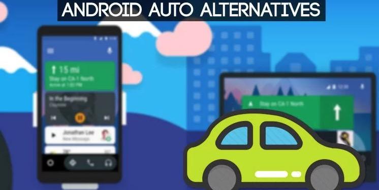 Android Auto Alternative: le migliori app da usare