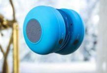 Cassa bluetooth per doccia