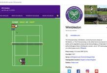 Come giocare a tennis su Google