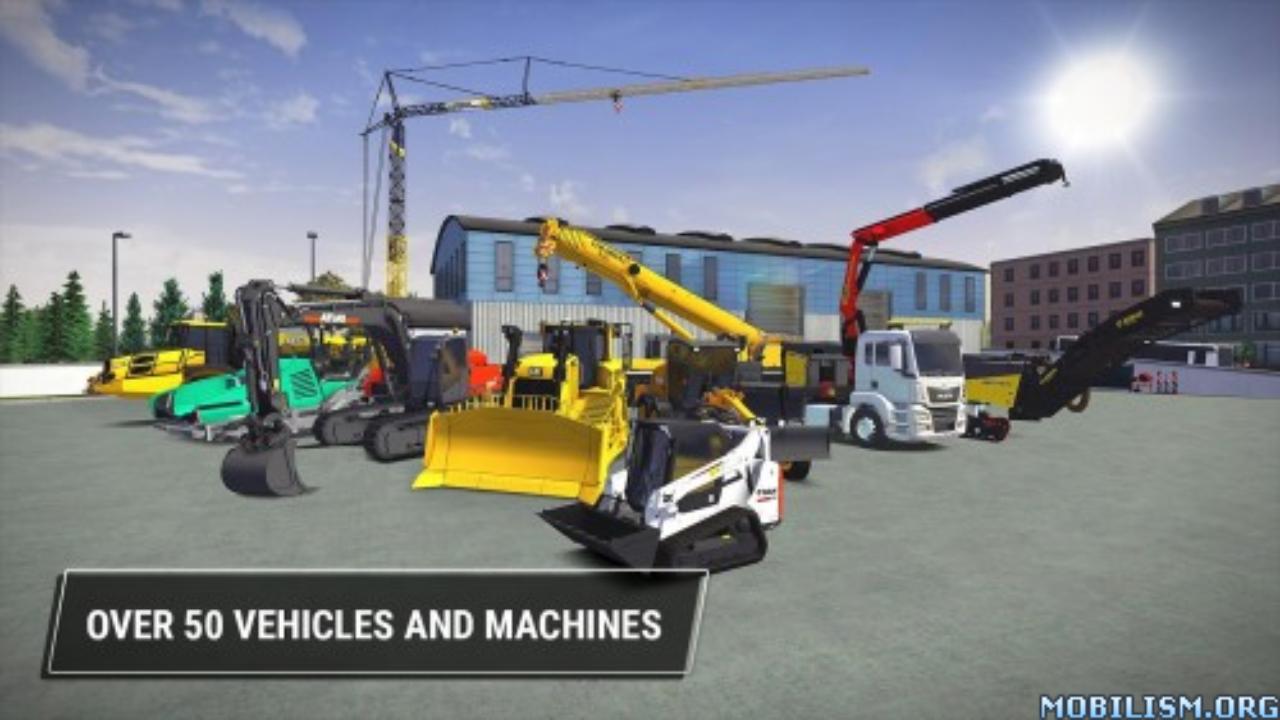 Construction Simulator 3 Trucchi Android | Soldi infiniti