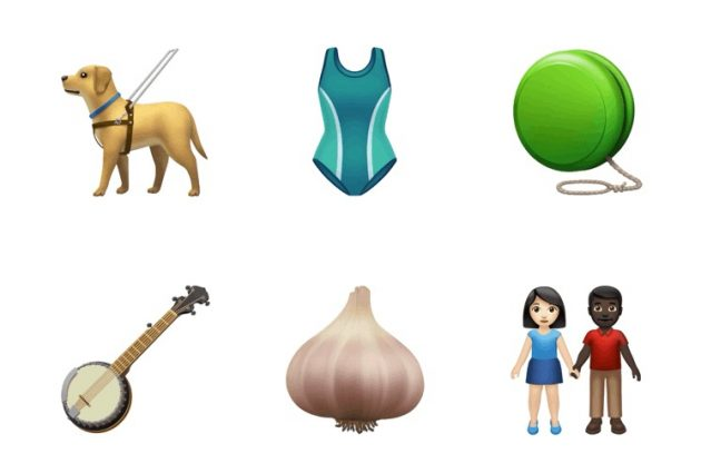 Nuove emoji iPhone iOS 13