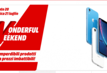 Offerte MediaWorld Wonderful Weekend