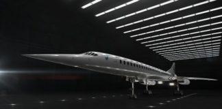 Overture aereo supersonico
