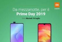 Xiaomi Redmi Note 7 e Mi 9T offerta Amazon
