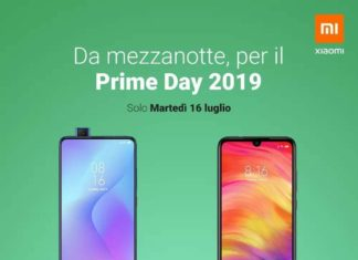 Xiaomi Redmi Note 7 e Mi 9T offerta Amazon
