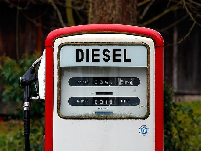 Aumento accise Diesel dal 2020