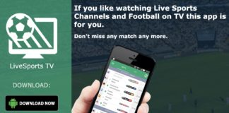Calcio Streaming Android Gratis Con Live Sports TV