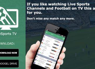 Calcio Streaming Android Gratis Con Live Sports TV