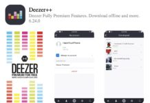 Come installare Deezer++ su iPhone, iPod, iPad