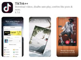 Come installare TikTok++ su iPhone, iPod, iPad