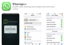 Come installare WhatsApp++ su iPhone, iPod, iPad