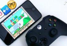 Emulatore Super Nintendo iPhone