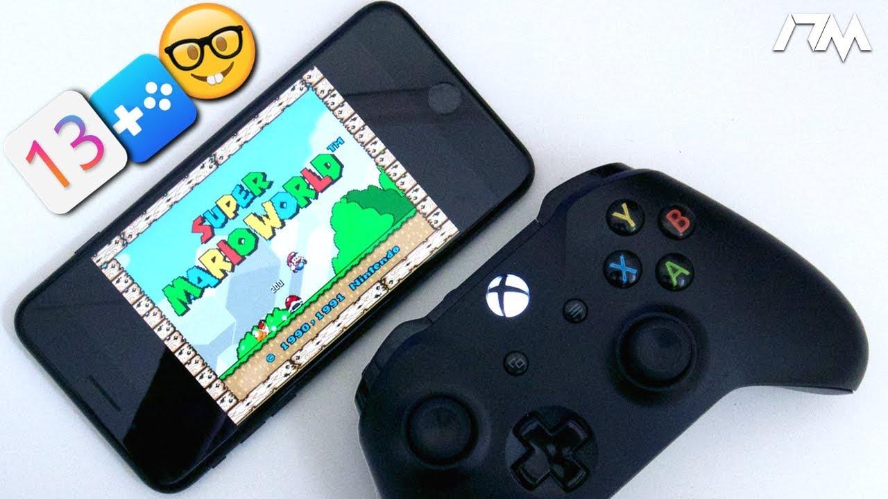 super nintendo emulator iphone 5s