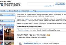Indirizzo ExtraTorrent